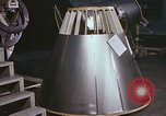 Image of Spacecraft assembly United States USA, 1960, second 4 stock footage video 65675023318