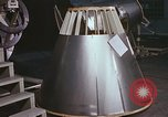 Image of Spacecraft assembly United States USA, 1960, second 7 stock footage video 65675023318