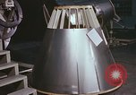 Image of Spacecraft assembly United States USA, 1960, second 19 stock footage video 65675023318