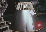 Image of Spacecraft assembly United States USA, 1960, second 21 stock footage video 65675023318