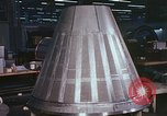 Image of Spacecraft assembly United States USA, 1960, second 41 stock footage video 65675023318