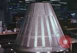 Image of Spacecraft assembly United States USA, 1960, second 42 stock footage video 65675023318