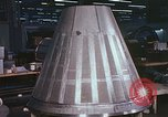 Image of Spacecraft assembly United States USA, 1960, second 45 stock footage video 65675023318