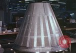 Image of Spacecraft assembly United States USA, 1960, second 46 stock footage video 65675023318