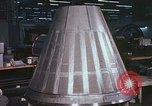 Image of Spacecraft assembly United States USA, 1960, second 48 stock footage video 65675023318
