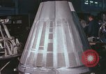 Image of Spacecraft assembly United States USA, 1960, second 52 stock footage video 65675023318