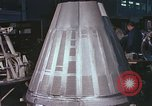 Image of Spacecraft assembly United States USA, 1960, second 55 stock footage video 65675023318