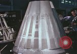 Image of Spacecraft assembly United States USA, 1960, second 58 stock footage video 65675023318