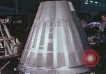 Image of Spacecraft assembly United States USA, 1960, second 59 stock footage video 65675023318