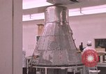 Image of Spacecraft assembly United States USA, 1960, second 3 stock footage video 65675023322