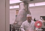 Image of Spacecraft assembly United States USA, 1960, second 11 stock footage video 65675023322