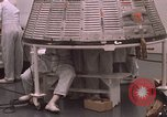Image of Spacecraft assembly United States USA, 1960, second 21 stock footage video 65675023322