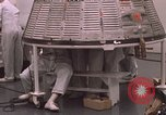 Image of Spacecraft assembly United States USA, 1960, second 23 stock footage video 65675023322