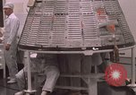 Image of Spacecraft assembly United States USA, 1960, second 30 stock footage video 65675023322