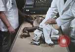 Image of Chimpanzee for spacecraft testing United States USA, 1960, second 34 stock footage video 65675023323