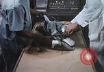 Image of Chimpanzee for spacecraft testing United States USA, 1960, second 41 stock footage video 65675023323