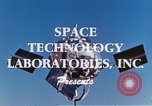 Image of Atlas Able 5A Cape Canaveral Florida USA, 1960, second 4 stock footage video 65675023337