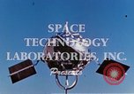 Image of Atlas Able 5A Cape Canaveral Florida USA, 1960, second 7 stock footage video 65675023337