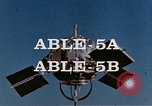 Image of Atlas Able 5A Cape Canaveral Florida USA, 1960, second 13 stock footage video 65675023337