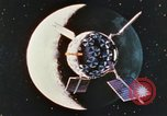 Image of Pioneer 5A satellite Cape Canaveral Florida USA, 1960, second 40 stock footage video 65675023338