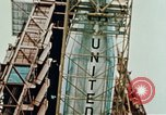 Image of Atlas Able 5A and 5B Cape Canaveral Florida USA, 1960, second 58 stock footage video 65675023339