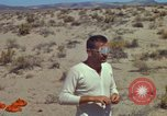 Image of Astronauts survival training Stead Air Force Base Nevada USA, 1960, second 25 stock footage video 65675023340