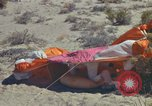 Image of Astronauts survival training Stead Air Force Base Nevada USA, 1960, second 32 stock footage video 65675023340