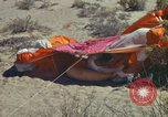 Image of Astronauts survival training Stead Air Force Base Nevada USA, 1960, second 39 stock footage video 65675023340