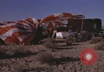 Image of Astronauts survival training Nevada United States USA, 1960, second 3 stock footage video 65675023343