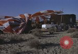 Image of Astronauts survival training Nevada United States USA, 1960, second 19 stock footage video 65675023343