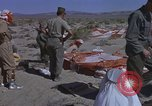 Image of Astronauts survival training Nevada United States USA, 1960, second 29 stock footage video 65675023343