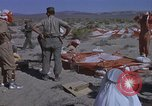 Image of Astronauts survival training Nevada United States USA, 1960, second 30 stock footage video 65675023343