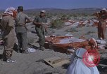 Image of Astronauts survival training Nevada United States USA, 1960, second 35 stock footage video 65675023343