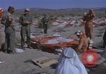 Image of Astronauts survival training Nevada United States USA, 1960, second 40 stock footage video 65675023343