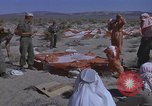 Image of Astronauts survival training Nevada United States USA, 1960, second 43 stock footage video 65675023343
