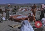 Image of Astronauts survival training Nevada United States USA, 1960, second 44 stock footage video 65675023343