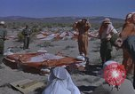 Image of Astronauts survival training Nevada United States USA, 1960, second 47 stock footage video 65675023343