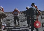 Image of Astronauts survival training Nevada United States USA, 1960, second 55 stock footage video 65675023343