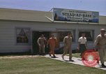 Image of Astronauts survival training Nevada United States USA, 1960, second 22 stock footage video 65675023345