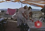 Image of Astronauts survival training Nevada United States USA, 1960, second 12 stock footage video 65675023346