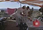Image of Astronauts survival training Nevada United States USA, 1960, second 13 stock footage video 65675023346