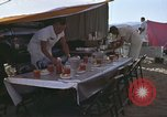 Image of Astronauts survival training Nevada United States USA, 1960, second 25 stock footage video 65675023346