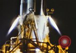 Image of Atlas missile 51D Cape Canaveral Florida USA, 1961, second 27 stock footage video 65675023352
