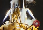 Image of Atlas missile 51D Cape Canaveral Florida USA, 1961, second 32 stock footage video 65675023352