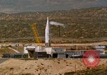 Image of Missile Atlas 52D California United States USA, 1962, second 10 stock footage video 65675023368