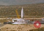 Image of Missile Atlas 52D California United States USA, 1962, second 19 stock footage video 65675023368