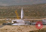 Image of Missile Atlas 52D California United States USA, 1962, second 21 stock footage video 65675023368