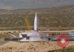 Image of Missile Atlas 52D California United States USA, 1962, second 22 stock footage video 65675023368