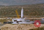 Image of Missile Atlas 52D California United States USA, 1962, second 26 stock footage video 65675023368