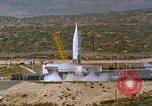 Image of Missile Atlas 52D California United States USA, 1962, second 28 stock footage video 65675023368